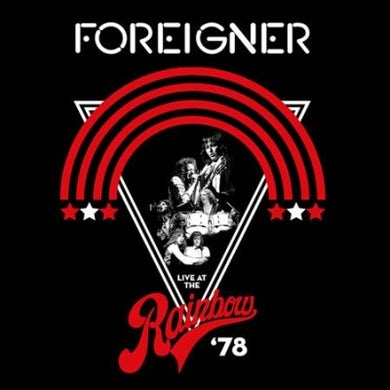 Foreigner Live At The Rainbow '78 CD