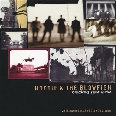 Hootie & The Blowfish CRACKED REAR VIEW (25TH ANNIVERSARY DELUXE EDITION) (3CD/DVD) CD