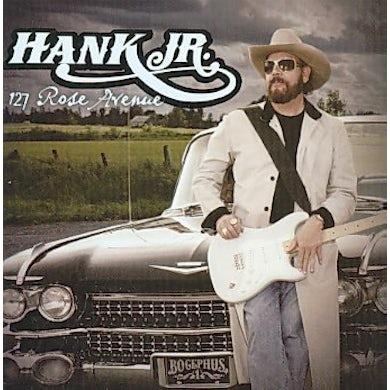 Hank Williams Jr. 127 Rose Avenue CD