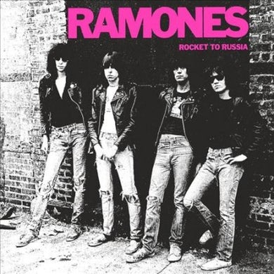 Ramones Rocket To Russia (40th Anniversary Deluxe Edition) CD