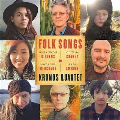 Folk Songs CD