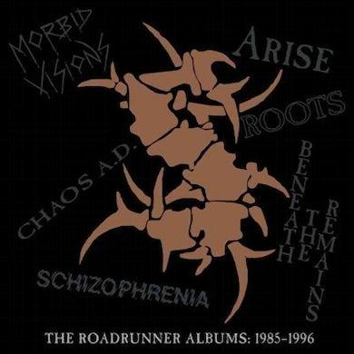 Sepultura Roadrunner Albums: 1985-1996 CD