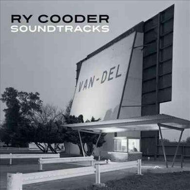 Ry Cooder Soundtracks (OST) CD