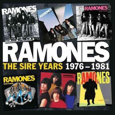 Ramones Sire Years 1976-1981 CD