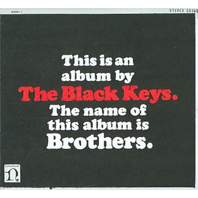 The Black Keys Brothers [Digipak] CD