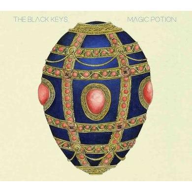 The Black Keys Magic Potion CD