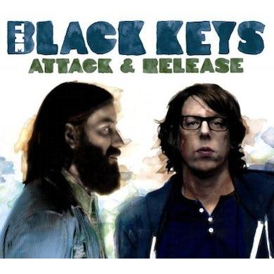 The Black Keys Attack & Release CD