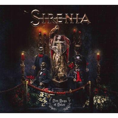 Sirenia Dim Days of Dolor CD