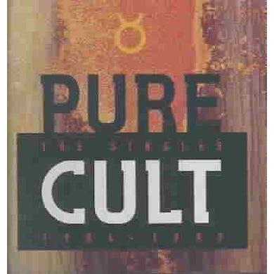 The Cult Pure Cult CD