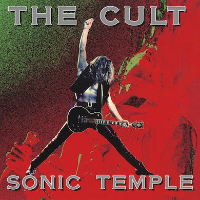 The Cult Sonic Temple (30th Anniversary Edition) CD