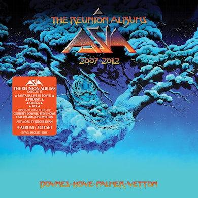 Asia The Reunion Albums 2007 2012 CD