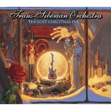 Trans-Siberian Orchestra Lost Christmas Eve CD
