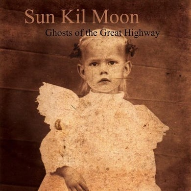 Sun Kil Moon Ghosts of The Great Highway Vinyl Record
