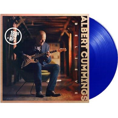 Albert Cummings Believe Vinyl Record