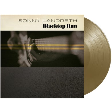 Blacktop Run (Gold Vinyl) Vinyl Record
