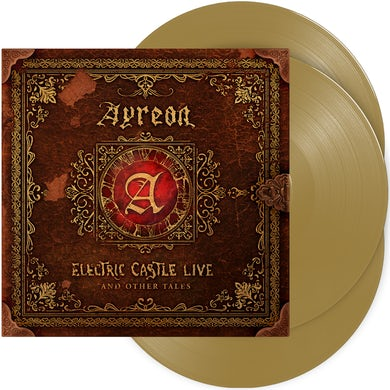 Ayreon Electric Castle Live And Other Tales Vinyl Record