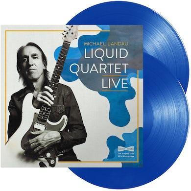 Michael Landau Liquid Quartet Live Vinyl Record