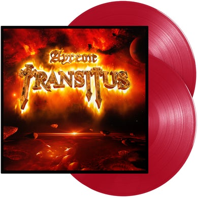 Ayreon Transitus (Red Vinyl) Vinyl Record