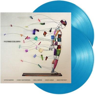 Flying Colors  Light Blue Vinyl Record