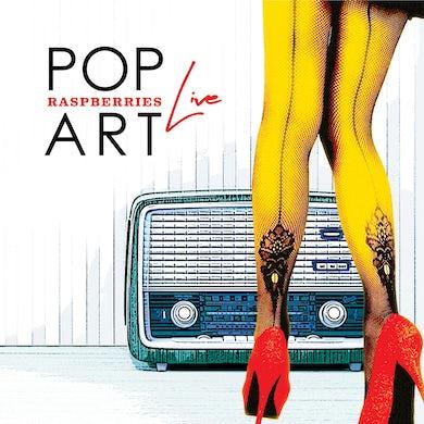 Pop Art Live Vinyl Record