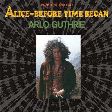 Arlo Guthrie Alice: Before Time Began Vinyl Record