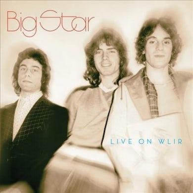 Live On WLIR Vinyl Record