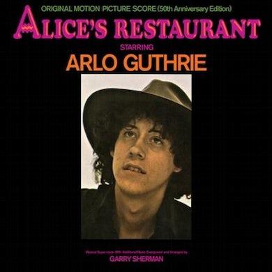 Arlo Guthrie Alice's Restaurant (OST) (50th Anniversary Edition) Vinyl Record