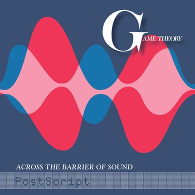 Game Theory Across The Barrier Of Sound: PostScript Vinyl Record