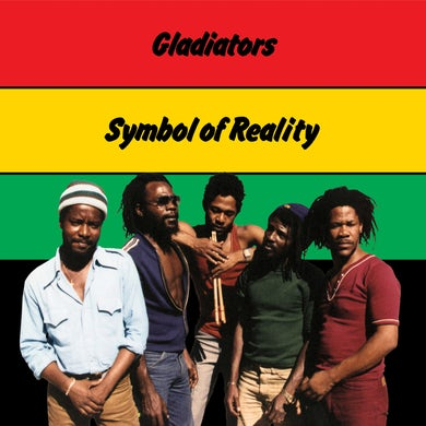 Gladiators Symbol of Reality Vinyl Record