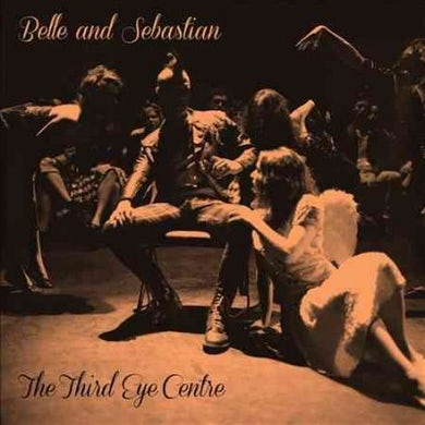 Third Eye Centre Vinyl Record
