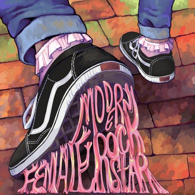 Modern Female Rockstar (Limited Edit Translucent Purple Vinyl Variant) Vinyl Record