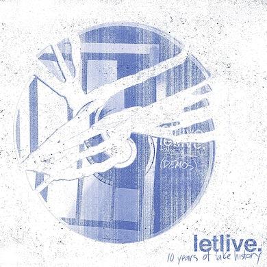 Letlive 10 Years Of Fake History Vinyl Record
