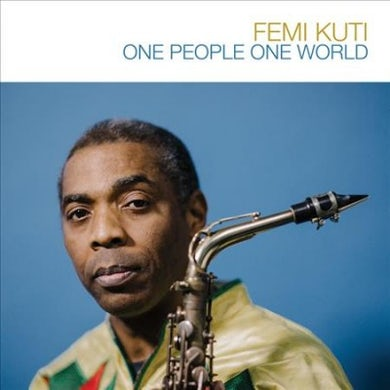 Femi Kuti One people one world Vinyl Record