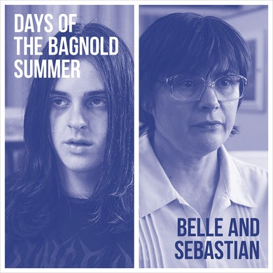 Days of The Bagnold Summer Vinyl Record