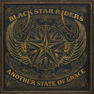 Black Star Riders Another State of Grace(Beer) Vinyl Record
