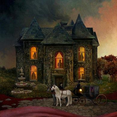 Opeth In Cauda Venenum (Sea Blue/Mint Green) (IE) Vinyl Record