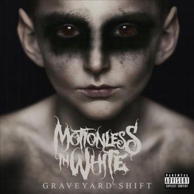 Motionless In White Graveyard Shift Vinyl Record
