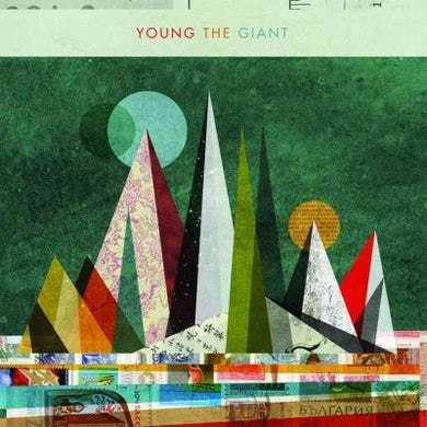 Young The Giant Vinyl Record