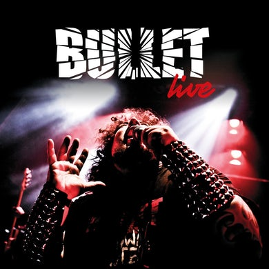 Bullet Live Vinyl Record