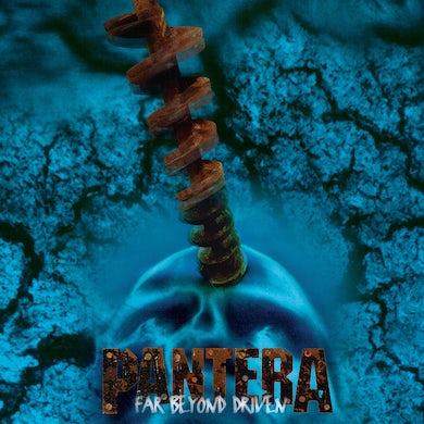 Pantera Far Beyond Driven  Ie  Marbled Yellow Vinyl  Brick/Mortar Only Vinyl Record