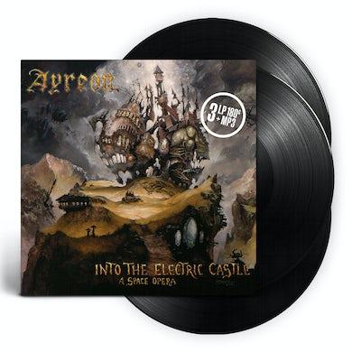 Ayreon Into The Electric Castle Vinyl Record