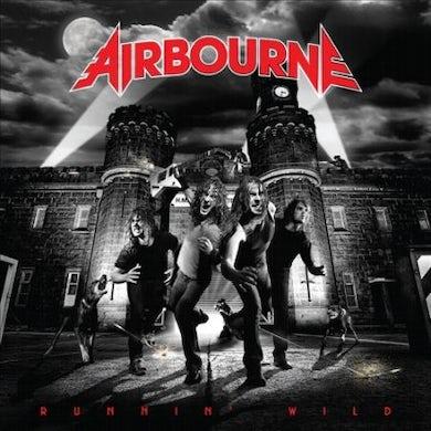 Airbourne Runnin' Wild Vinyl Record