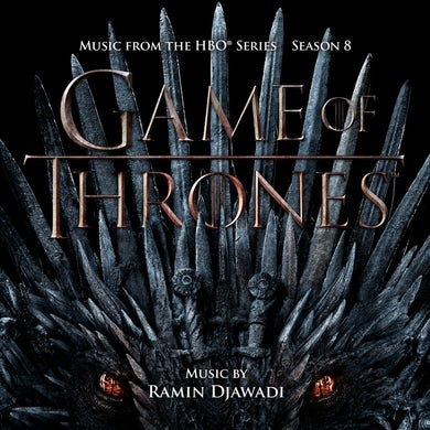 Game of thrones: s8(selections from the hboseries)the iron throne version Vinyl Record