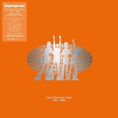 Supergrass The Strange Ones: 1994-2008 Vinyl Record
