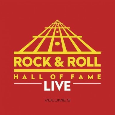 Rock and Roll Hall of Fame: Volume 3 Limited Edition Vinyl Record