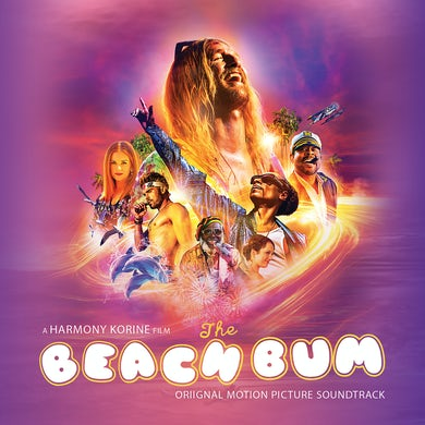 Beach Bum (OST) Vinyl Record