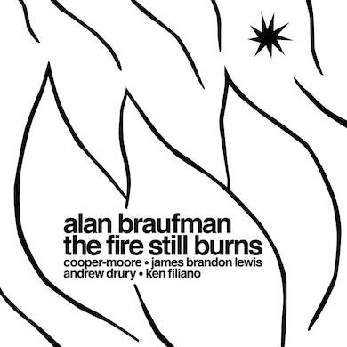 The Fire Still Burns Vinyl Record