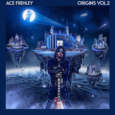 Origins Vol. 2 (Blue & White) Vinyl Record