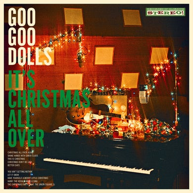 It's Christmas All Over Vinyl Record