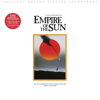 Empire of The Sun (OST) (Red) Vinyl Record